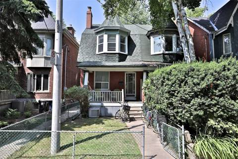 Townhouse for sale at 874 Manning Ave Toronto Ontario - MLS: C4517938