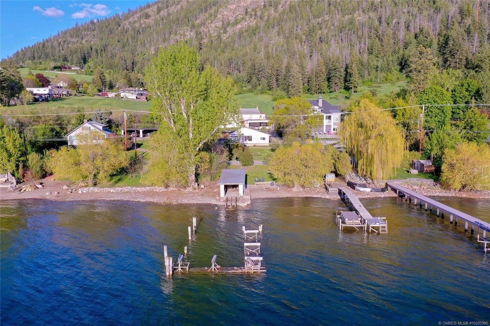 House for sale at 8740 Okanagan Landing Rd Vernon British Columbia - MLS: 10205308