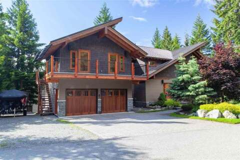 House for sale at 8745 Idylwood Pl Whistler British Columbia - MLS: R2485040