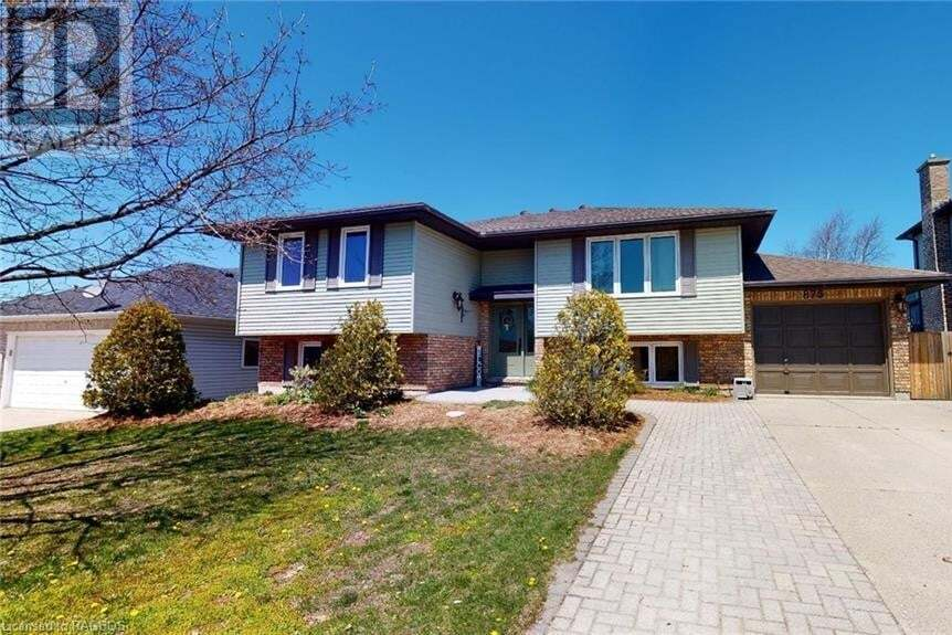 House for sale at 875 Eastwood Dr Port Elgin Ontario - MLS: 258199
