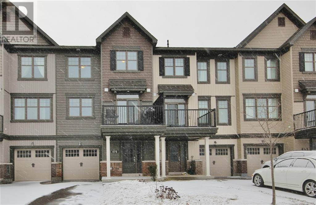 Townhouse for sale at 875 Kilbirnie Dr Ottawa Ontario - MLS: 1187212