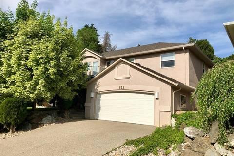 House for sale at 875 Mt. Grady Pl Vernon British Columbia - MLS: 10177213