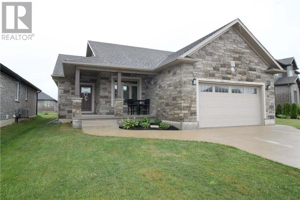 House for sale at 875 Reserve Ave South Listowel Ontario - MLS: 30817695