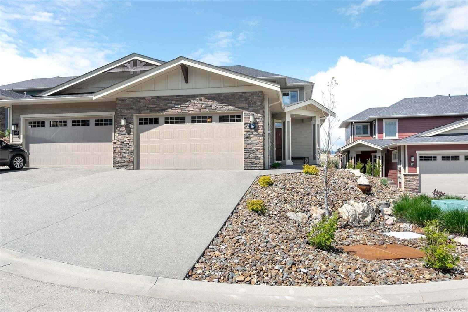 Townhouse for sale at 875 Stockley St Kelowna British Columbia - MLS: 10205199