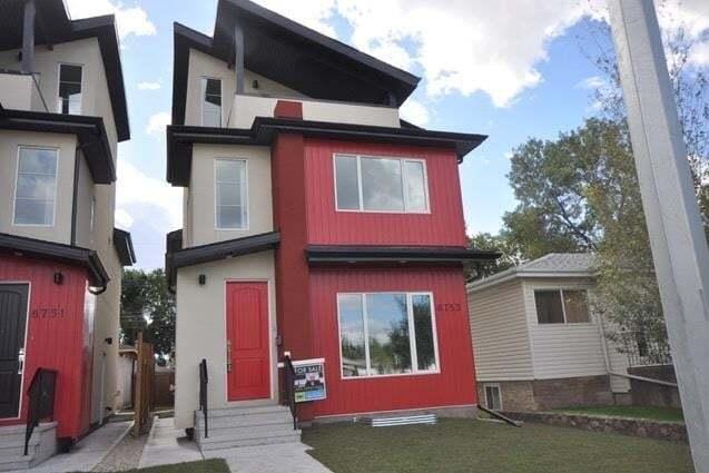 House for sale at 8753 92a Av NW Edmonton Alberta - MLS: E4203954