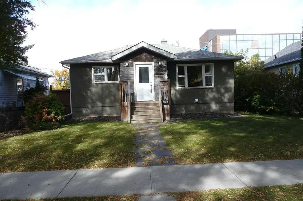 House for sale at 8754 81 Av NW Edmonton Alberta - MLS: E4215956