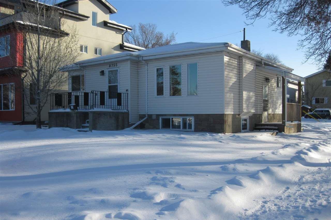House for sale at 8755 92a Av NW Edmonton Alberta - MLS: E4210626