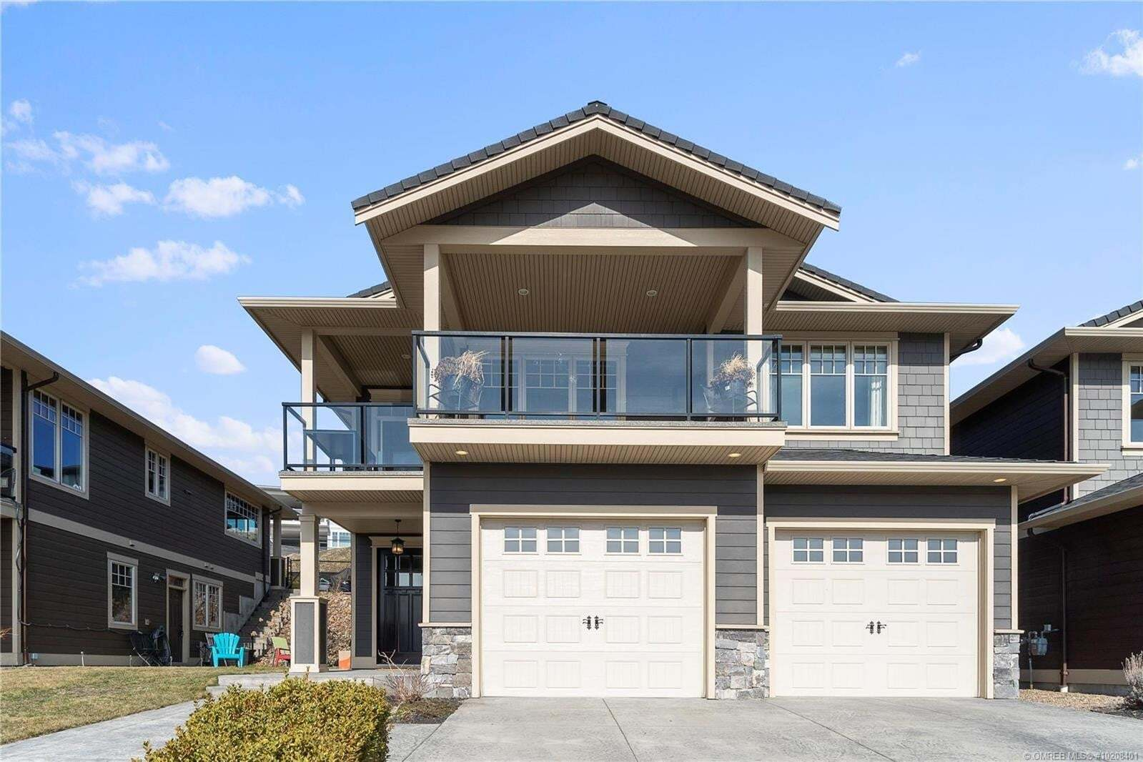 Townhouse for sale at 8755 Hofer Dr Coldstream British Columbia - MLS: 10208401