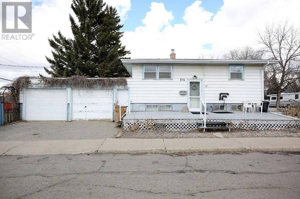 House for sale at 876 Campbell St Regina Saskatchewan - MLS: SK768535
