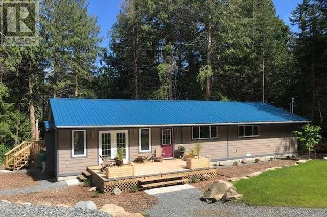 House for sale at 876 Canso Rd Gabriola Island British Columbia - MLS: 466397