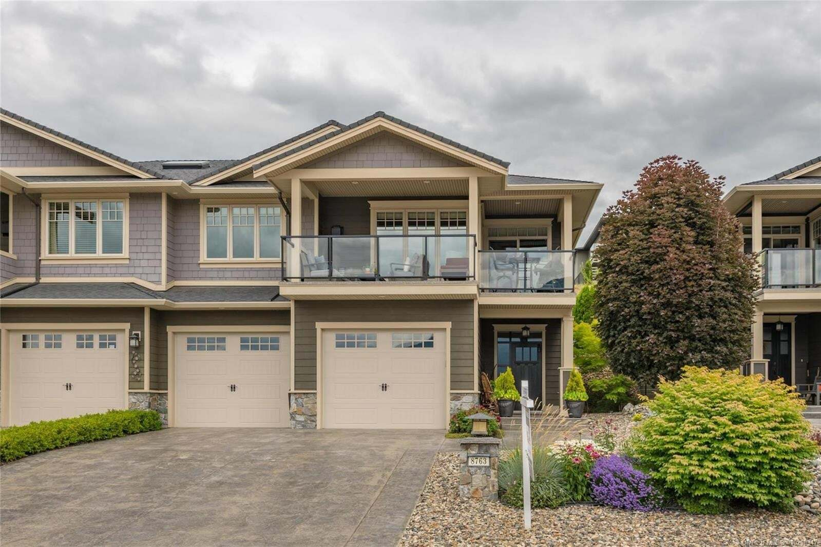 Townhouse for sale at 8763 Hofer Dr Coldstream British Columbia - MLS: 10208347