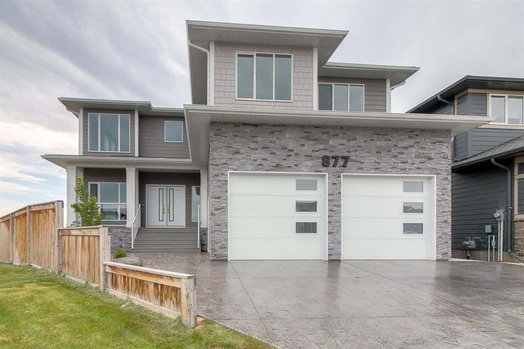 House for sale at 877 Atlantic Cove West Lethbridge Alberta - MLS: A1003982