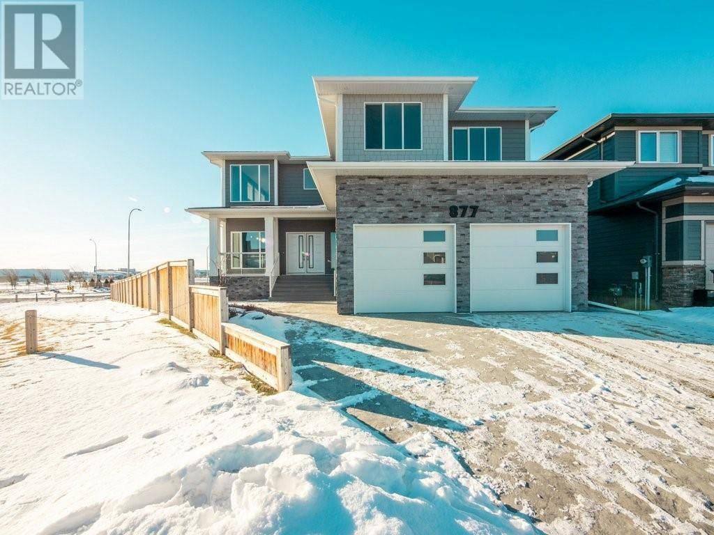 House for sale at 877 Atlantic Cove W Lethbridge Alberta - MLS: ld0185110
