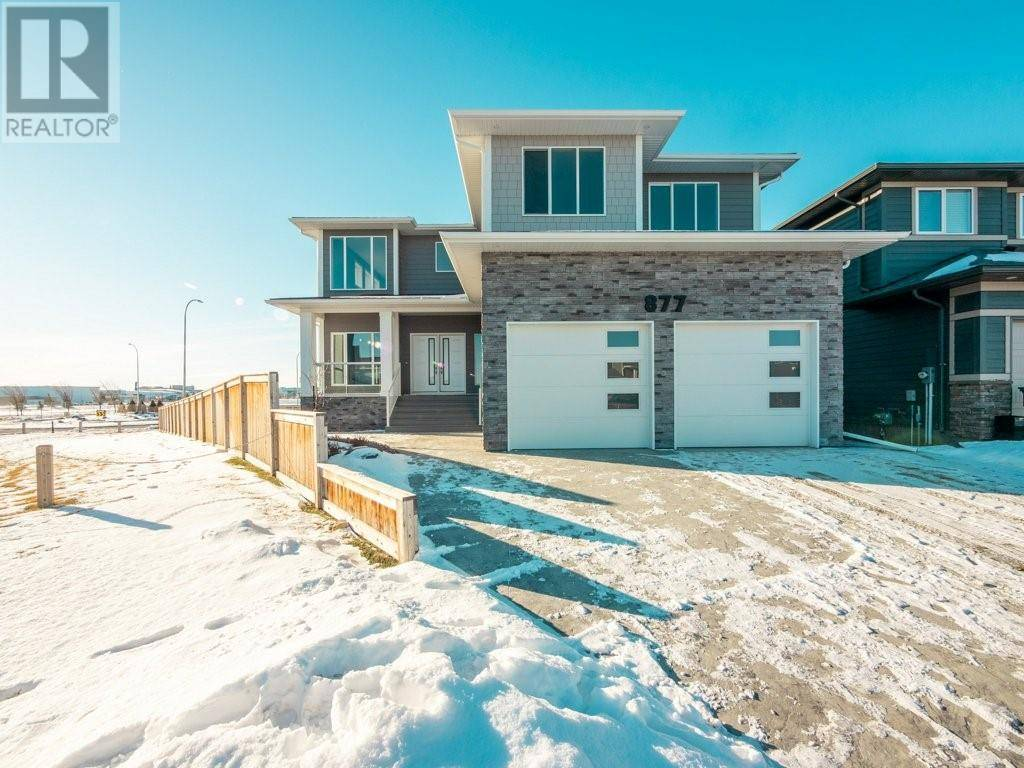 House for sale at 877 Atlantic Cove W Lethbridge Alberta - MLS: ld0185110