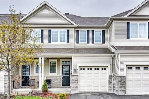 Townhouse for sale at 877 Kennacraig Pt Ottawa Ontario - MLS: 1151786