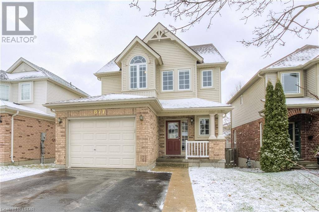 House for sale at 877 Redoak Ave London Ontario - MLS: 241318