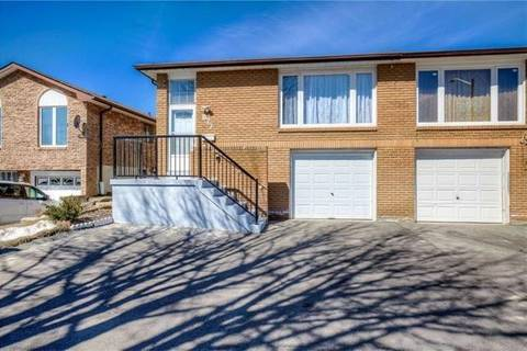 Townhouse for rent at 877 Stainton (upper) Dr Mississauga Ontario - MLS: W4509520