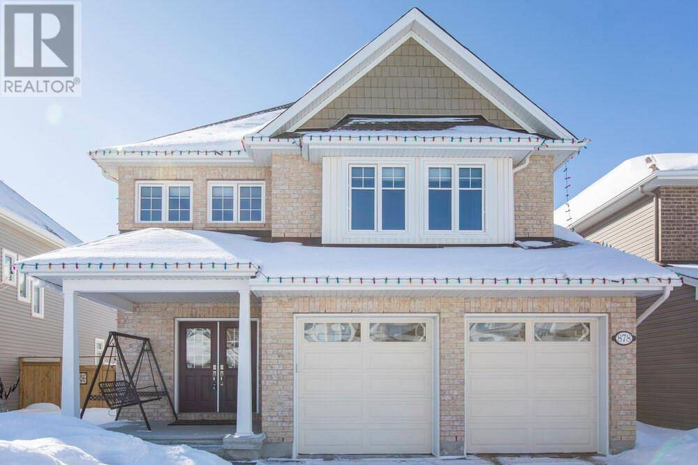 House for sale at 878 Excursion Wy Ottawa Ontario - MLS: 1186371