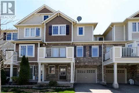 Townhouse for sale at 878 Fowles Ct Milton Ontario - MLS: 30736219
