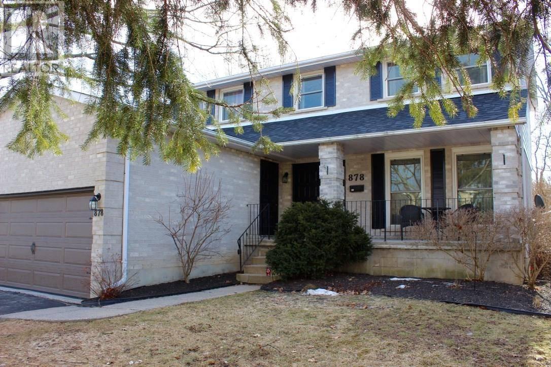 House for sale at 878 Rowantree Cres Kingston Ontario - MLS: K20001475