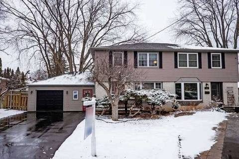 Townhouse for sale at 878 Sanok Dr Pickering Ontario - MLS: E4704214