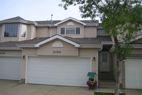 Townhouse for sale at 8784 189 St Nw Edmonton Alberta - MLS: E4158263