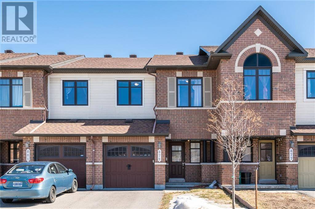 Townhouse for sale at 879 Ashenvale Wy Ottawa Ontario - MLS: 1187100