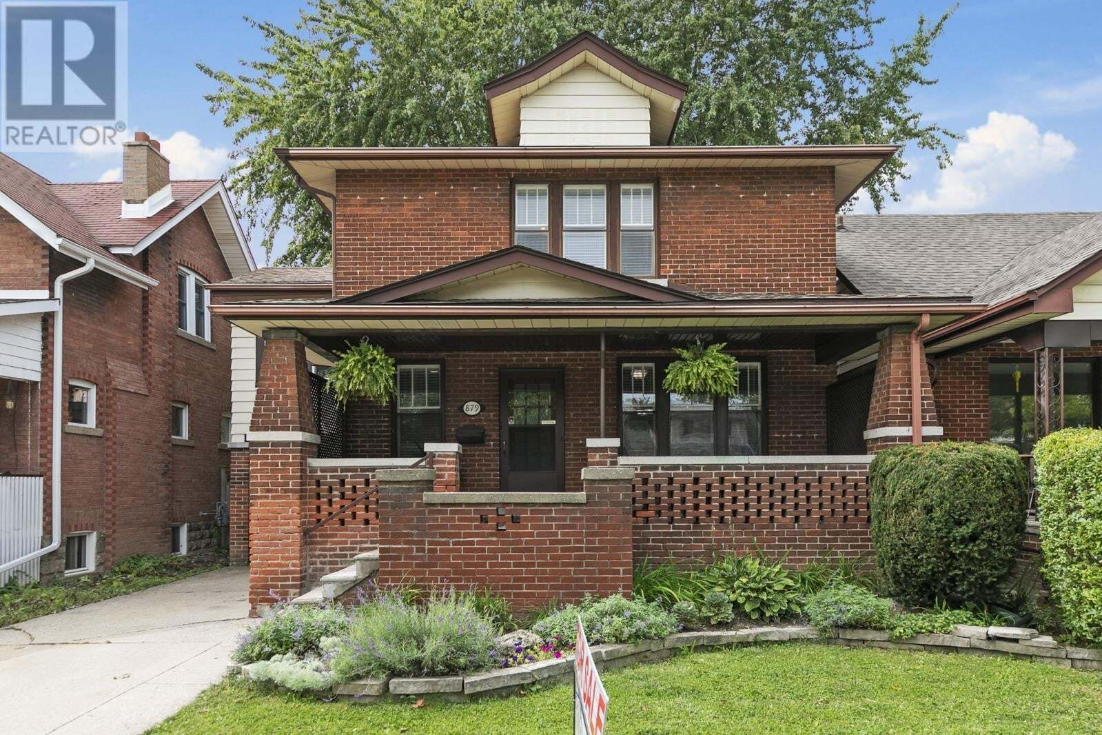 House for sale at 879 Dawson  Windsor Ontario - MLS: 20012078