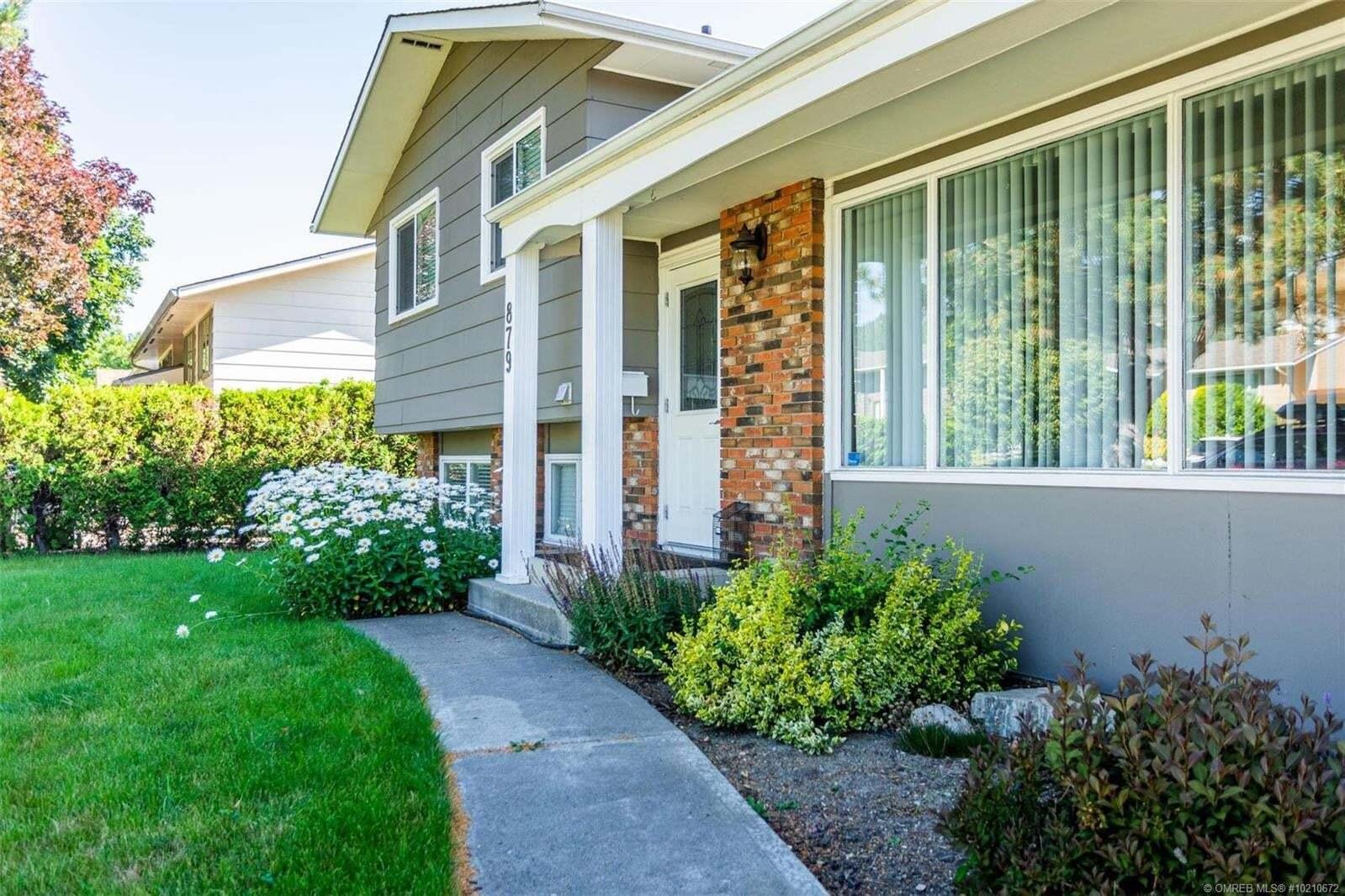 House for sale at 879 Liban Ct Kelowna British Columbia - MLS: 10210672