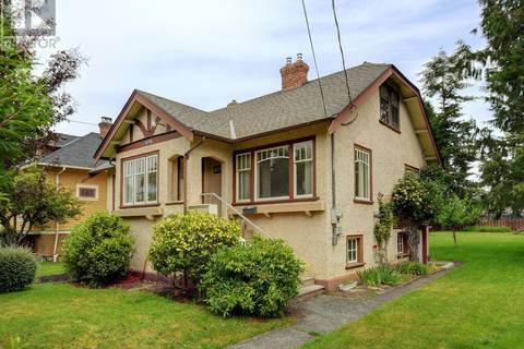 House for sale at 879 Transit Rd Victoria British Columbia - MLS: 412274
