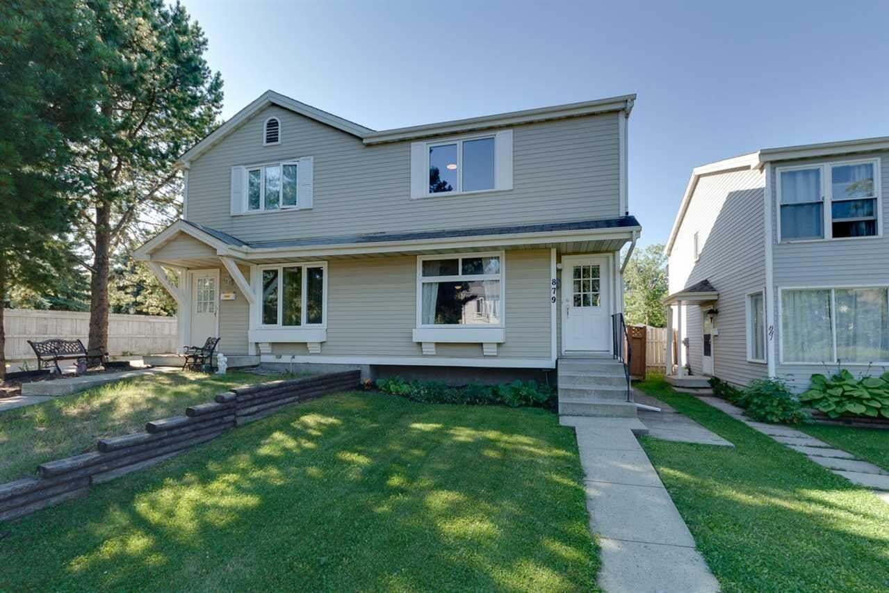 Townhouse for sale at 879 Village Me Sherwood Park Alberta - MLS: E4208076