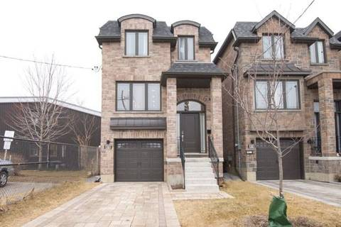 House for sale at 87 North Bonnington Ave Toronto Ontario - MLS: E4573644