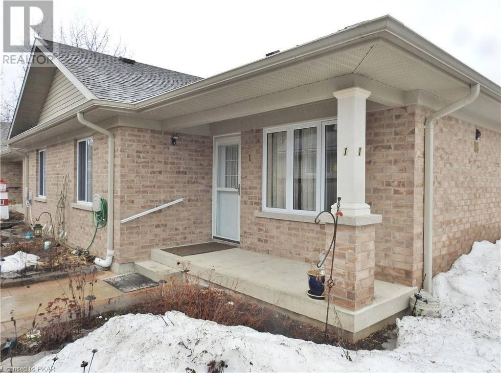 Townhouse for sale at 1 Elmore St Unit 88 Campbellford Ontario - MLS: 249220