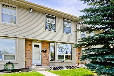Townhouse for sale at 123 Queensland Dr Southeast Unit 88 Calgary Alberta - MLS: C4247562