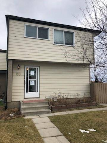 Townhouse for sale at 1845 Lysander Cres Southeast Unit 88 Calgary Alberta - MLS: C4279663