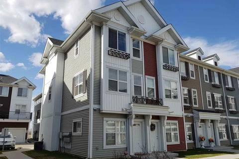 Townhouse for sale at 2803 James Mowatt Tr Sw Unit 88 Edmonton Alberta - MLS: E4150537