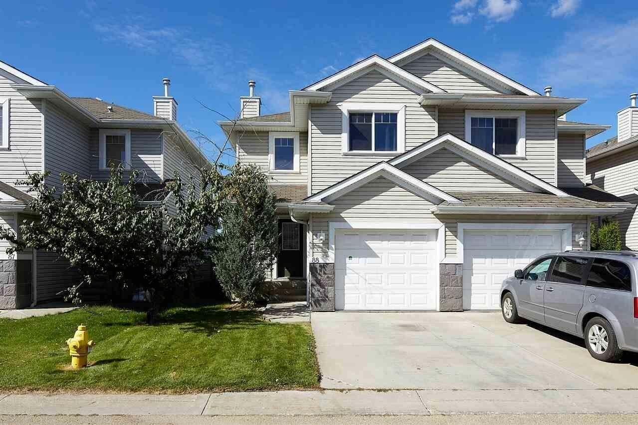 Townhouse for sale at 287 Macewan Rd SW Unit 88 Edmonton Alberta - MLS: E4214277