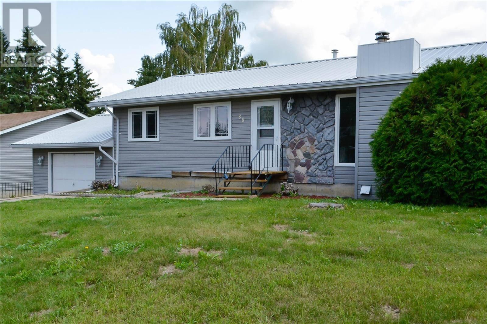 House for sale at 88 2nd St Birch Hills Saskatchewan - MLS: SK781570