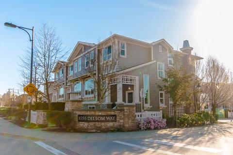 Townhouse for sale at 8355 Delsom Wy Unit 88 Delta British Columbia - MLS: R2412689