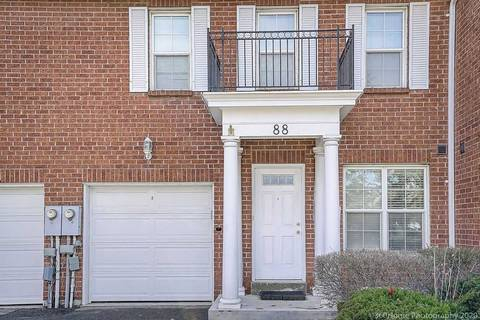 Condo for sale at 88 Stornwood Ct Brampton Ontario - MLS: W4728579