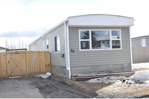 Home for sale at 9207 82 St Unit 88 Fort St. John British Columbia - MLS: R2358435