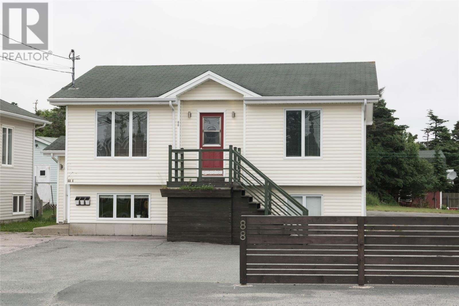 House for sale at 88 Bauline Line Torbay Newfoundland - MLS: 1217021