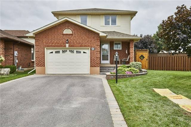 Sold: 88 Beechnut Crescent, Clarington, ON