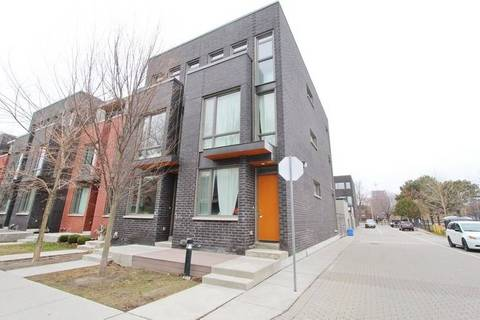 Townhouse for sale at 88 Boulton Ave Toronto Ontario - MLS: E4738576