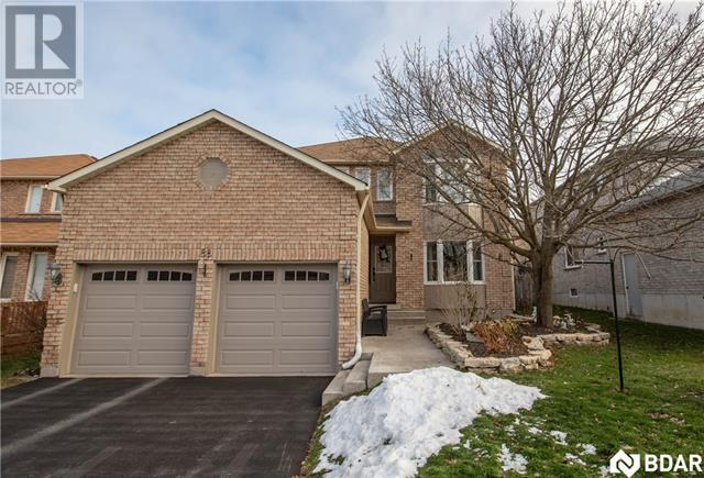 House for sale at 88 Cardinal Street Barrie Ontario - MLS: S4312162