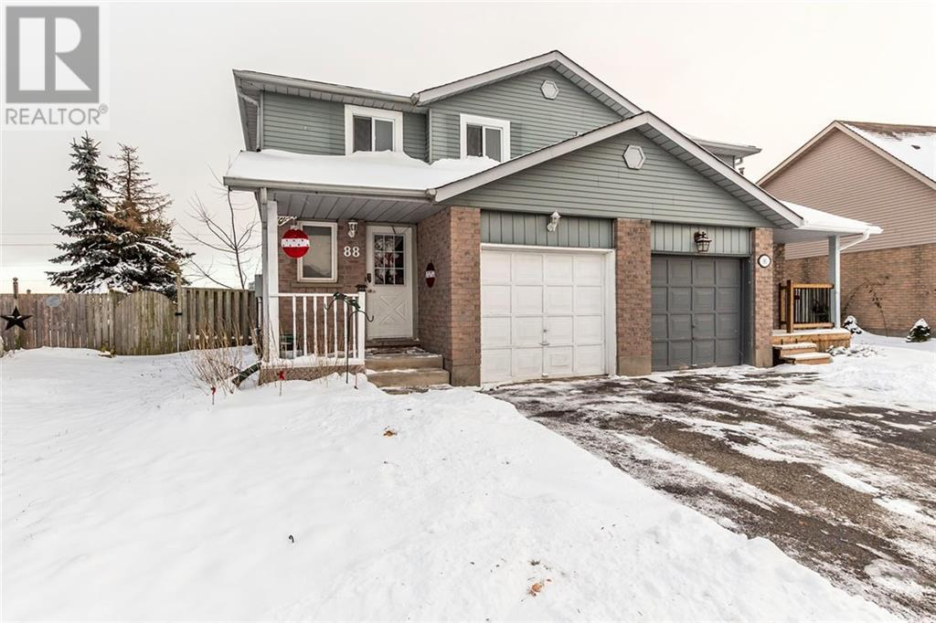Removed: 88 Carmine Crescent, Cambridge, ON - Removed on 2019-11-25 06:24:15