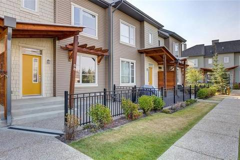 Townhouse for sale at 88 Chapalina Sq Southeast Calgary Alberta - MLS: C4274430
