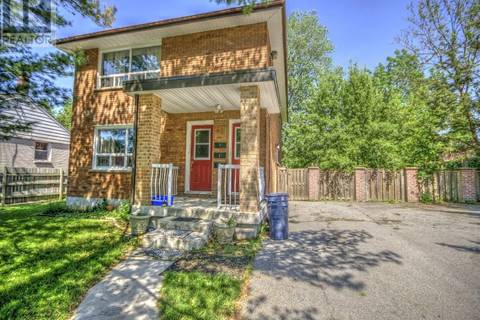 Townhouse for sale at 88 Chesterfield Ave London Ontario - MLS: 202478