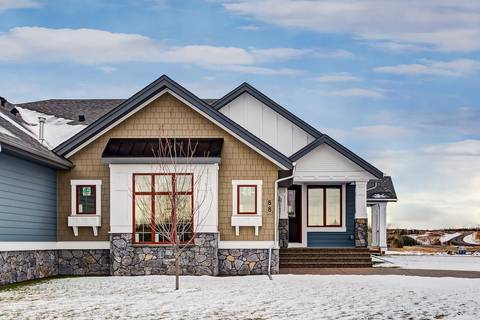 Townhouse for sale at 88 Clear Creek Pl Rural Rocky View County Alberta - MLS: C4280859