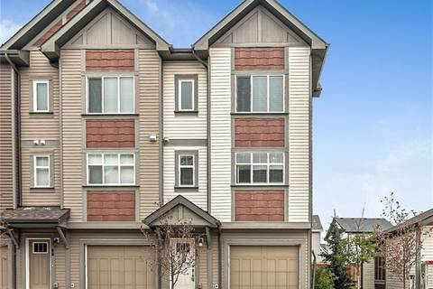 Townhouse for sale at 88 Copperstone Common Southeast Calgary Alberta - MLS: C4267922